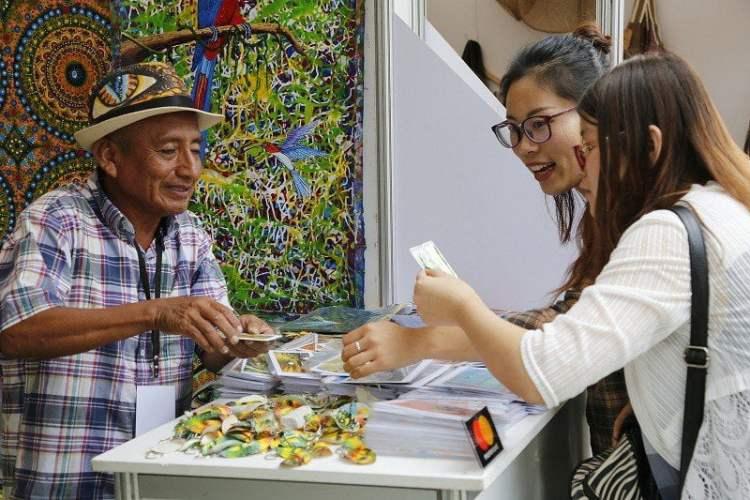 "Parque Kennedy de Miraflores será sede de feria artesanal ""Arte Nativa 2018"""