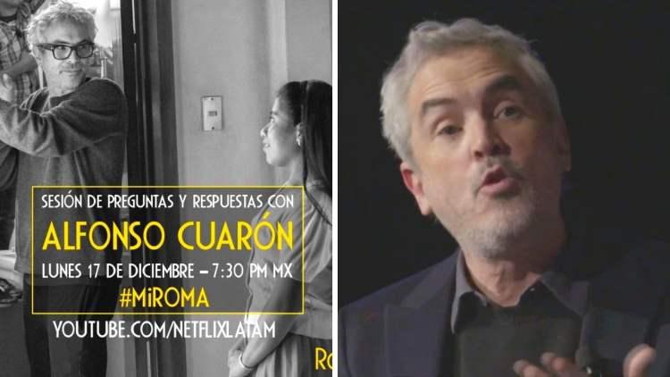 Alfondo Cuarón respondió en YouTube