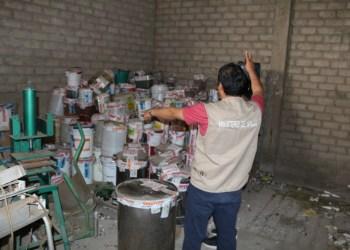 Minsa: Destruyen 15 toneladas de medicamentos ilegales incautados