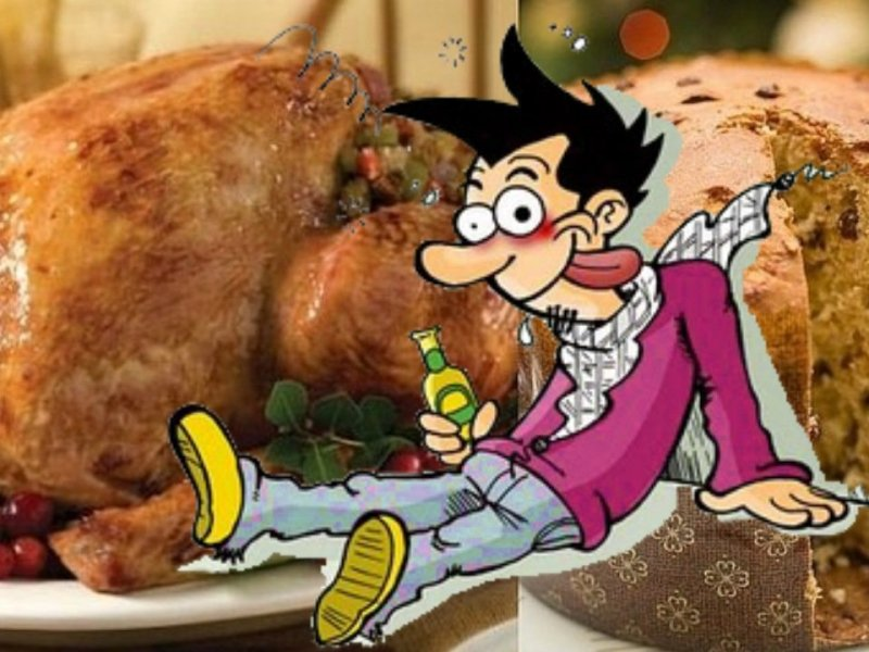 Desintoxica así tu cuerpo tras la cena de Navidad y Año Nuevo