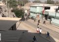 Así atacaron comisaría donde trabaja policía que abatió a delincuente