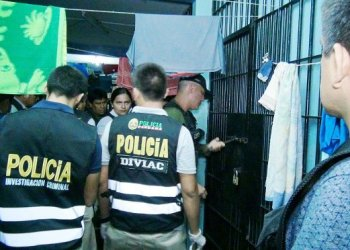 Allanan celdas en penal de Chiclayo ante posible atentado contra fiscal