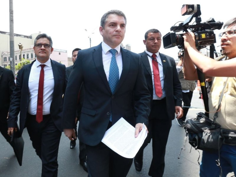 Reponen a fiscales Domingo Pérez y Rafael Vela en caso Lava Jato