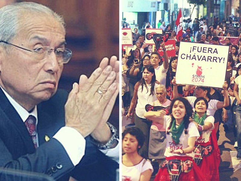 Pedro Chávarry: miles marchan para que Fiscal de la Nación renuncie