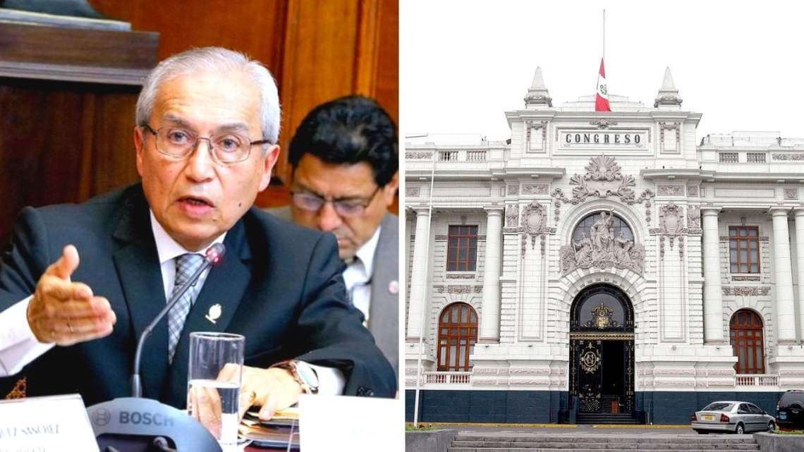Pedro Chávarry no renuncia a Fiscalía de la Nación y pide ayuda al Congreso