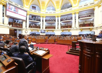 Proyecto de ley que crea Junta Nacional de Justicia se vota el viernes