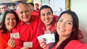 Hijos de chavista Diosdado Cabello salen de Venezuela con otra identidad