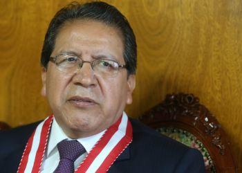 Admiten denuncia contra Pablo Sánchez por fuga de César Hinostroza