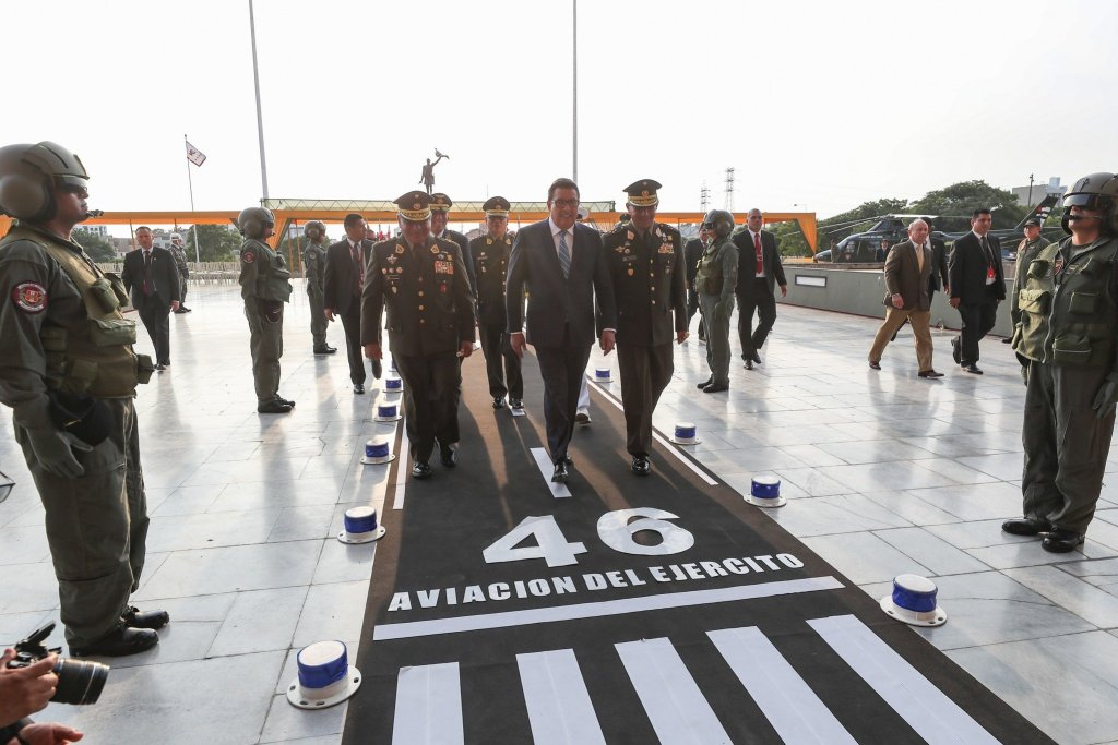 Las Bambas: No hay movimiento de tropas en zona de conflicto dice ministro