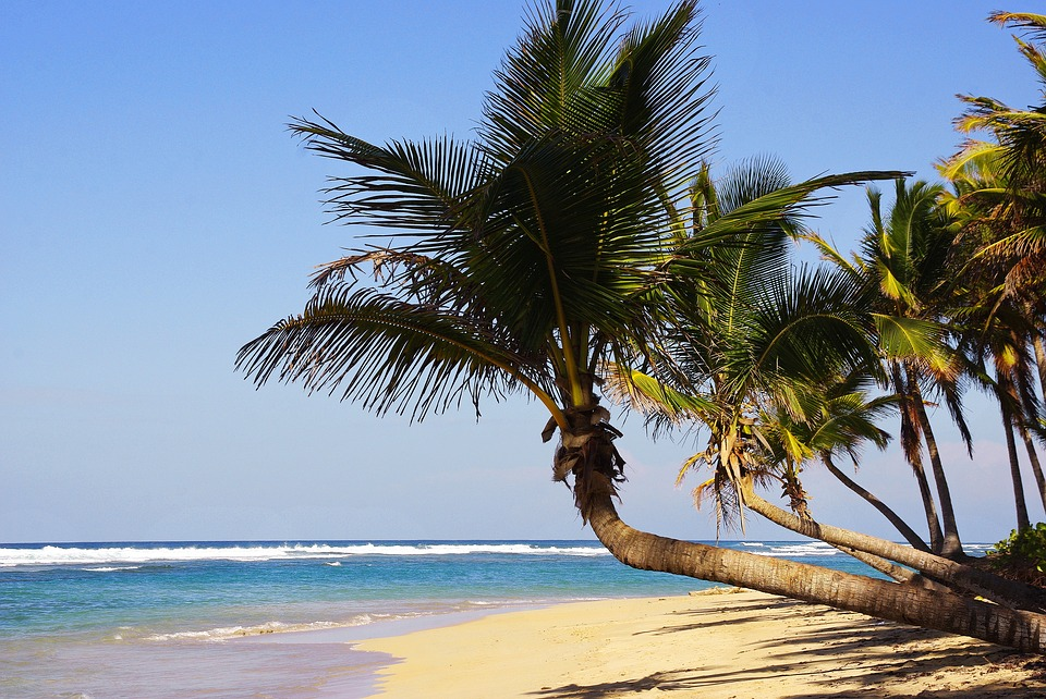 Punta Cana - Cinco mejores destinos para viajar y escapar de la rutina