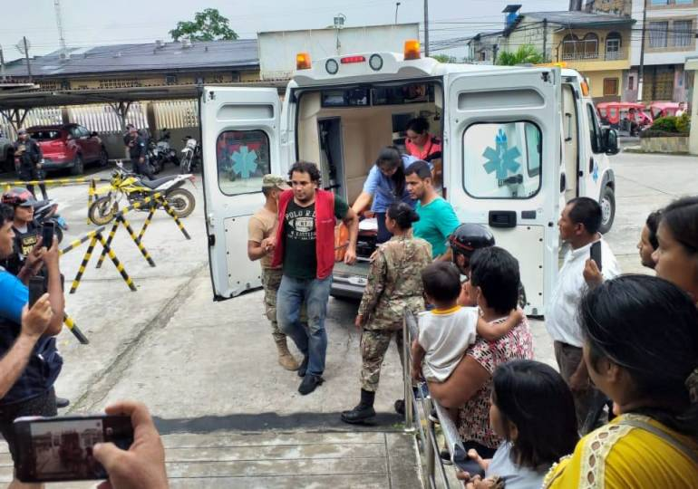 Rescatan a cuatro ocupantes de avioneta desaparecida en Loreto
