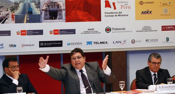 Adex expresa su pesar por muerte de expresidente Alan García
