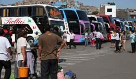 Clausuran Yerbateros y otros dos terminales terrestres por irregularidades