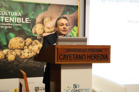 Adex propone red institucional a favor del agro familiar