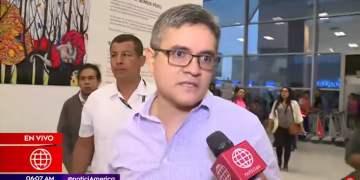 José Domingo Pérez viaja a interrogar a Jorge Barata
