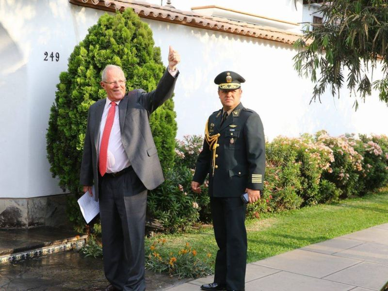Pedro Pablo Kuczynski (PPK) va a detención domiciliaria por 36 meses