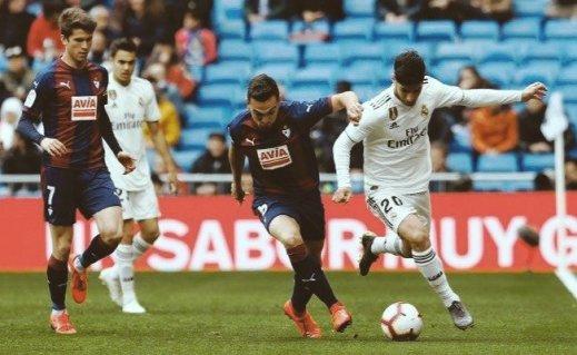 Real Madrid vs Eibar EN VIVO y en Directo por la Liga Santander