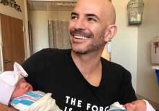 Ricardo Morán es padre de gemelos gracias a vientre subrogado
