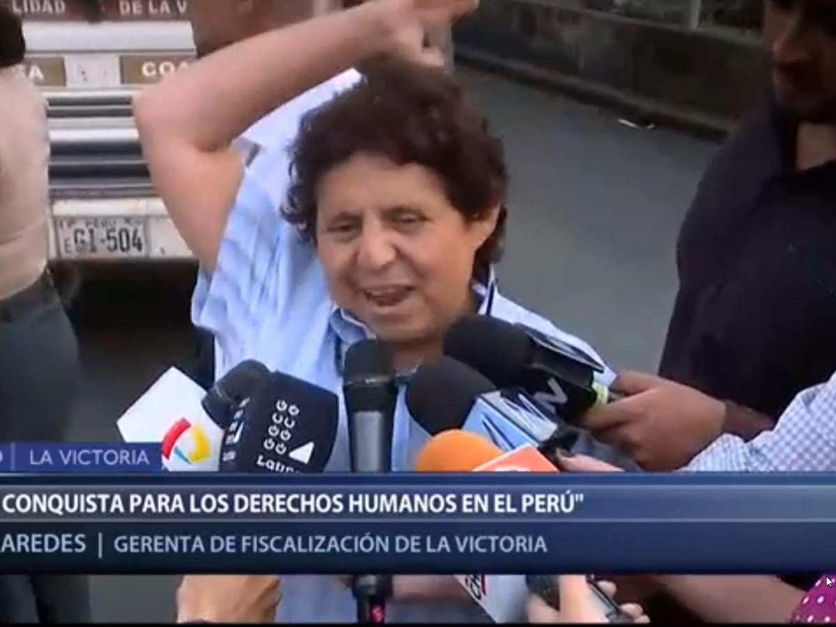 Susel Paredes dice atrévanse salgan del clóset
