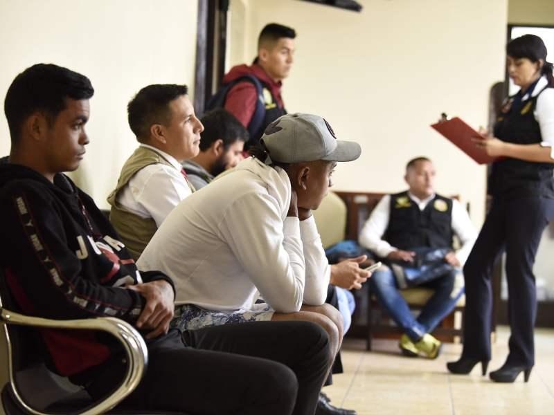 Expulsan a venezolanos con antecedentes que ingresaron al Perú irregularmente
