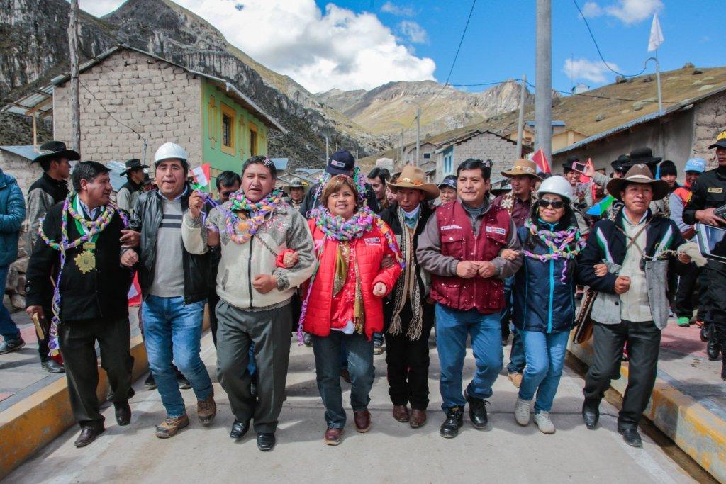 Minsa distribuye más de 123 mil vacunas contra el neumococo en Puno