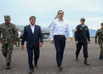 Martín Vizcarra: 'Reforma política apoyada por 70% de peruanos y debe debatirse'
