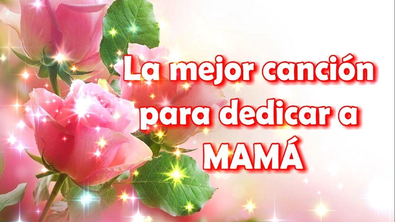 Canciones por el Día de la Madre en listas de Youtube y Spotify