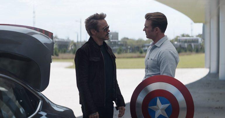 El capitán América en los Avengers