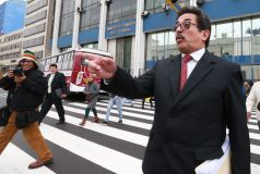 PJ ordena libertad de Enrique Cornejo y rechaza prisión preventiva
