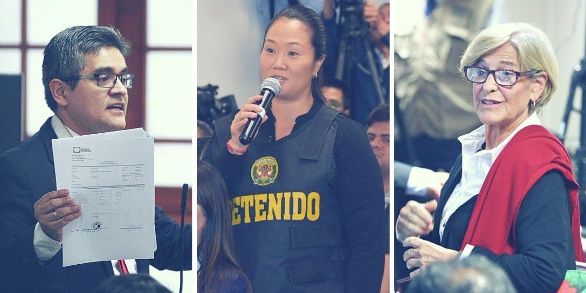 José Domingo Pérez explica porque Susana Villarán no usó chaleco de detenida