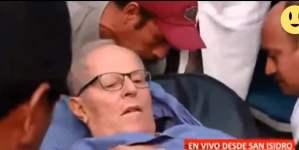 Pedro Pablo Kuczynski trasladado a su casa para arresto domiciliario