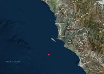 Sismo en Lima y Callao de magnitud 4.8 alarmó a ciudadanos