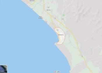Sismo de 4.7 grados se registró en Salaverry Trujillo esta mañana