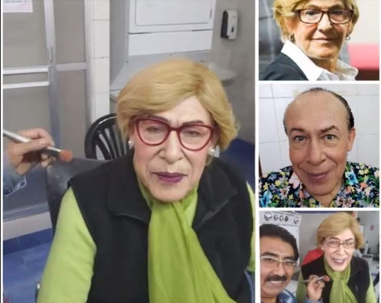 El Wasap de JB presenta a Yuca como Susana Villarán tras detención
