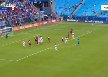Perú debutó con empate ante Venezuela y goles anulados por VAR en Copa América