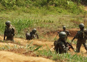 Mueren tres militares por ataque narcoterrorista en el Vraem