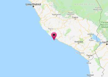 Temblor en Arequipa: Sismo de magnitud 4.9 grados sacude costa sur