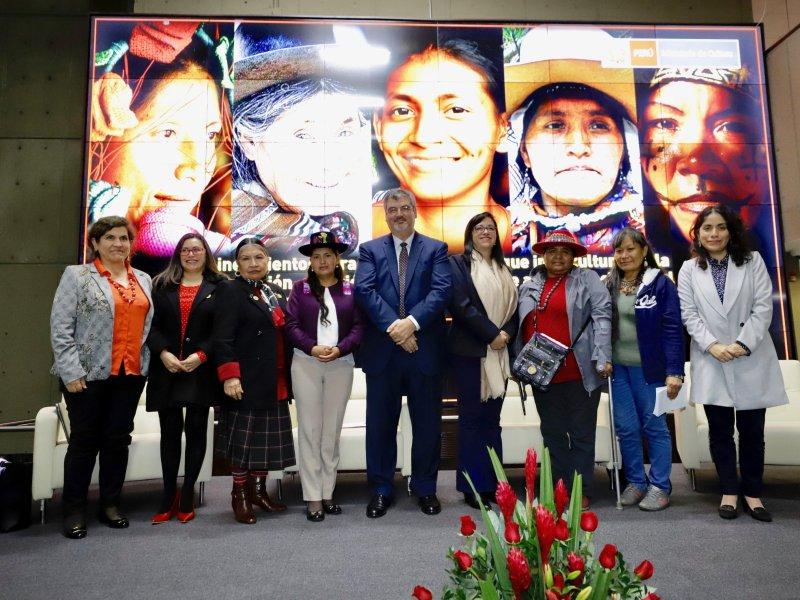 Estado Peruano protegerá a mujeres indígenas de la violencia sexual