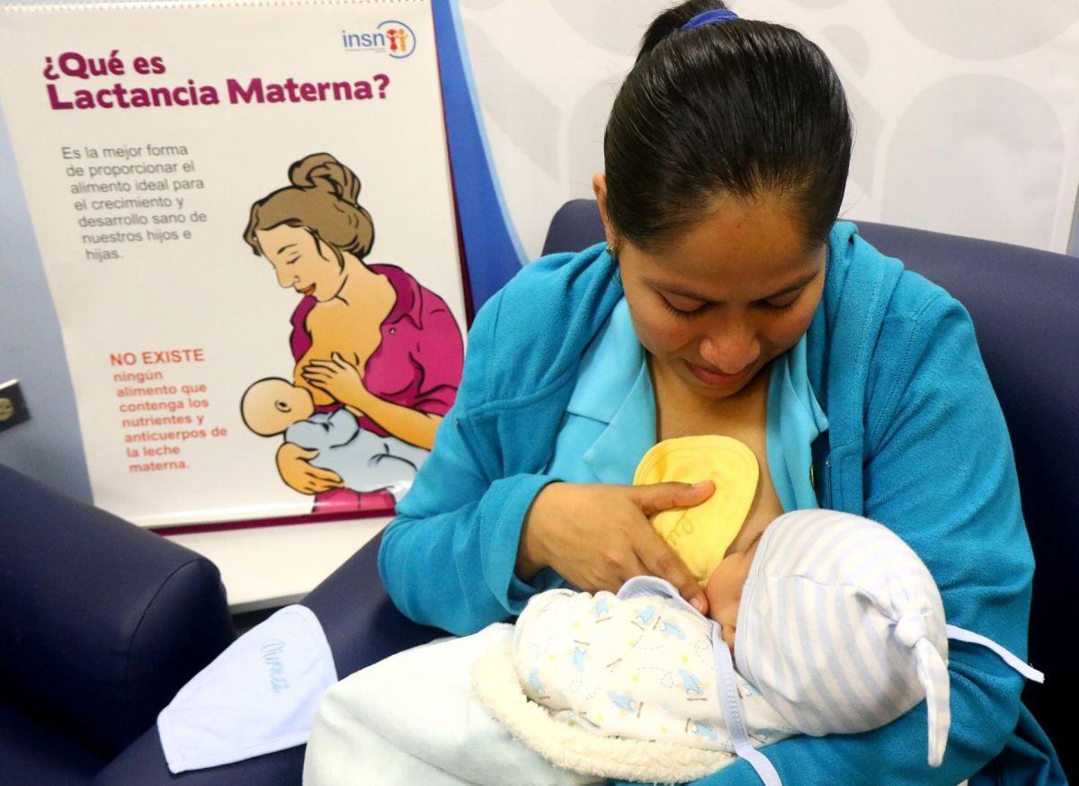Bebés que toman leche materna tienen más coeficiente intelectual
