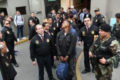 Estos son los venezolanos con historial delictivo expulsados del Perú