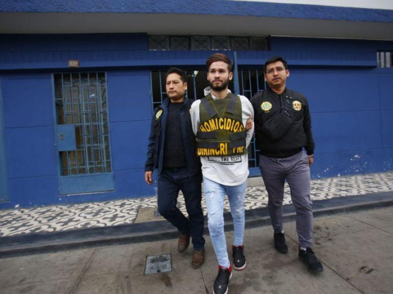 Cuartelero venezolano Alexander Rafael Salazar Álvarez (Foto Perú 21)