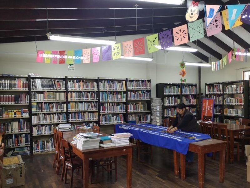 Biblioteca pública de La Victoria cumple 59 años llevando cultura