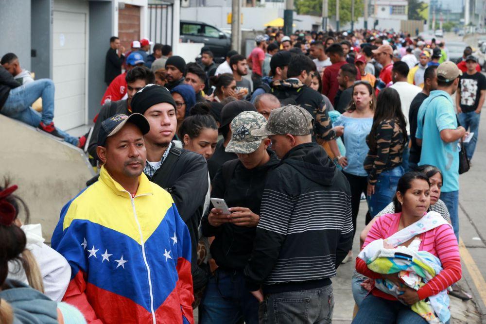 Venezolanos dicen que en Perú hay xenofobia y reclaman a cancillería