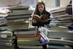 Ley del libro (Foto Andina)