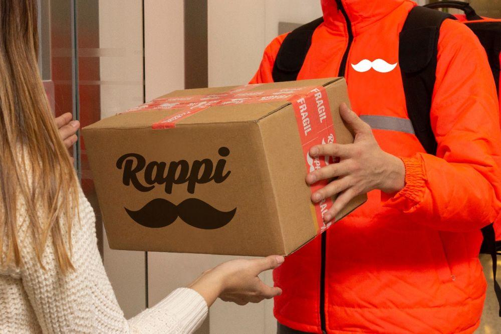Rappi trae 'RappiEntrega' para mensajería en menos de 1 hora