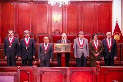 TC admite demanda competencial pero no suspende disolución del Congreso