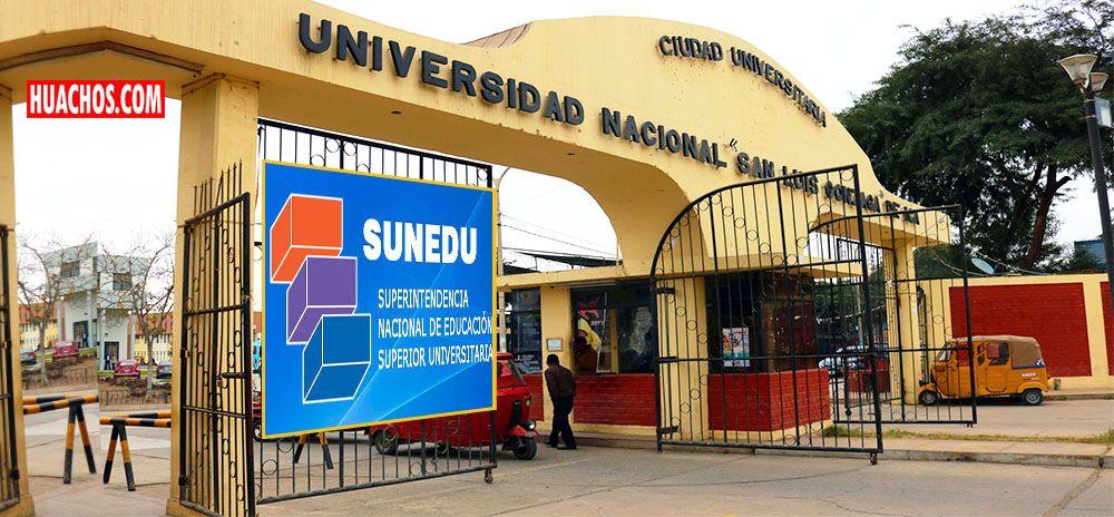 Sunedu denegó licenciamiento a Universidad Nacional San Luis Gonzaga de Ica