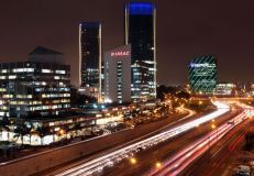 Centro empresarial en Lima