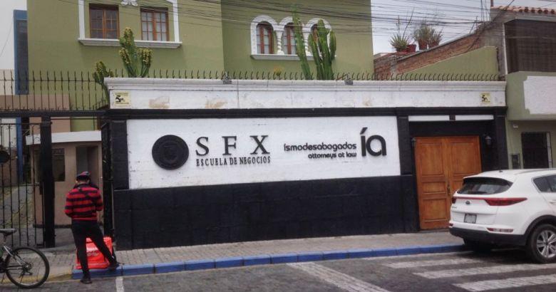 Escuela de Postgrado San Francisco Xavier