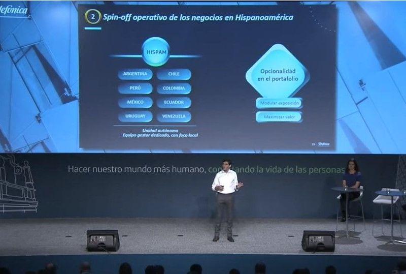 Telefónica pone en venta sus filiales en Perú y Latinoamérica menos Brasil